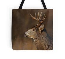 Focus...focus - White-tailed Deer Tote Bag