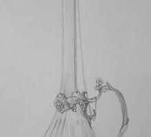 Bottle by Margherita Bientinesi