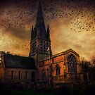 Church In Witney by ajgosling