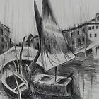 Ormeggio by Margherita Bientinesi
