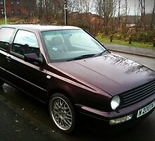VR6 Golf mk 2.5 by maffikus