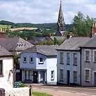 Street in Lostwithiel by magicaltrails