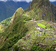 Lost City of the Incas by Robert C Richmond