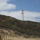 Airey's Inlet Light house by Ken Tregoning