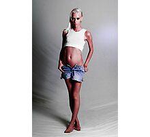 Skinnydipping Invite Photographic Print