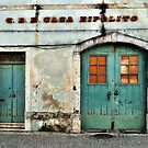 Old Canteen by mariohipolito