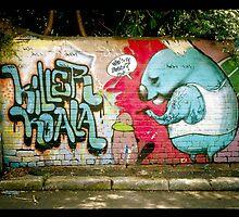 Killer Koala by Mike Buick