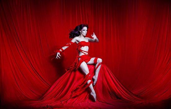 Red Dawn by Greg Desiatov