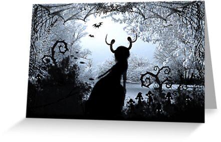 Snow Queen by Rookwood Studio ©