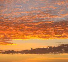Sunrise, Playa Blanca, Lanzarote by physiognomic