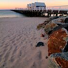 By the Jetty Rocks by tinagphotos