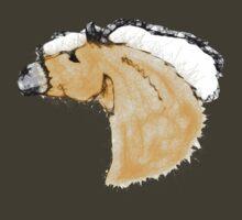 Scribbler Fjord Horse by Diana-Lee Saville