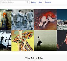 11 January 2011 by The RedBubble Homepage