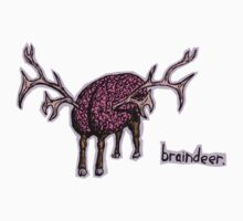 Braindeer by robleblob