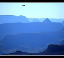 Flying Over the Grand Canyon by jaegemt1
