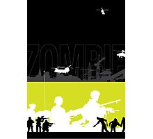 Zombie Hunt Photographic Print