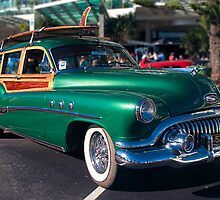 1952 Buick 'Woodie' Estate Wagon by Odille Esmonde-Morgan