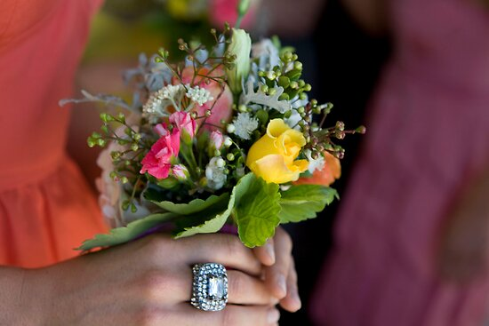 Mike and Zoe's Knot - The bouquets by AquaMarina