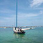 Going Sailing, Nassau, Bahamas by Shane Pinder