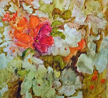 Fantasy Flowers of Imagination by jimmie