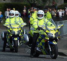 Police riders by justbmac
