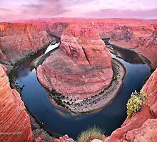 Dawn Upon Horseshoe Bend by Gregory Ballos | gregoryballosphoto.com