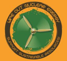 Wipe away dem dirty Nukes! by Satta van Daal