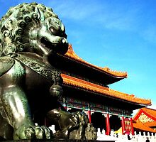 Beijing, Forbidden Palace by jniedz