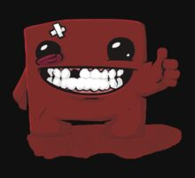 Super Meat Boy by Mark  Mazzone