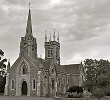 St Andrews Church, Strathabyn by Ali Brown