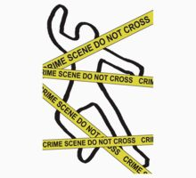 crime scene by tshart