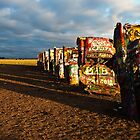 Cadillac Ranch by Doug Graybeal