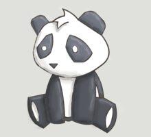 Sad Panda 2 T by machinimaboy
