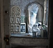 Man in the Door by DeWolf
