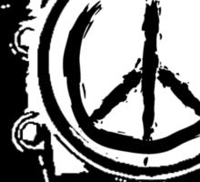 Aim For Peace Sticker