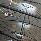 Canopy, Glyndebourne Opera House by physiognomic