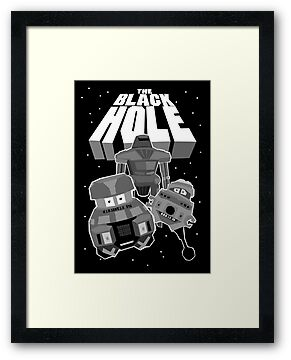 The Black Hole by robotrobotROBOT