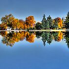 Autumn Reflection by Joseph T. Meirose IV