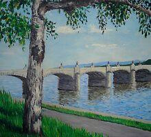 Bridge by Marina Lavrova