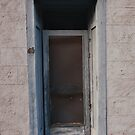Gray Door by Richard G Witham