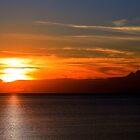 Caribbean Sunset by Richard Earl