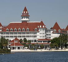 Walt Disney World Grand Floridian Hotel by chewi
