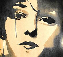 face by Loui  Jover