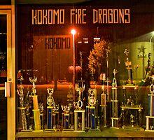 Kokomo Fire Dragons by CGPerry