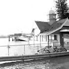 Brisbane Floods - January 2011 - Bulimba Ferry Terminal by SunnieGal