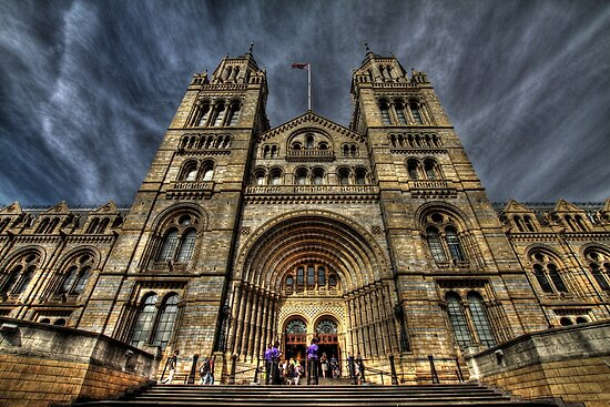 world history museum HDR by adouglas