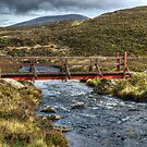 The Bridge at Bynack Stable by VoluntaryRanger