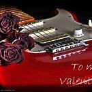 To my Valentine by Alana Ranney