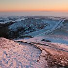 Sunrise on Christmas Day (Hereford Beacon - Malvern) viewed 178 times by Cliff Williams