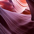 The Veil 2,  Antelope Canyon by Alex Cassels